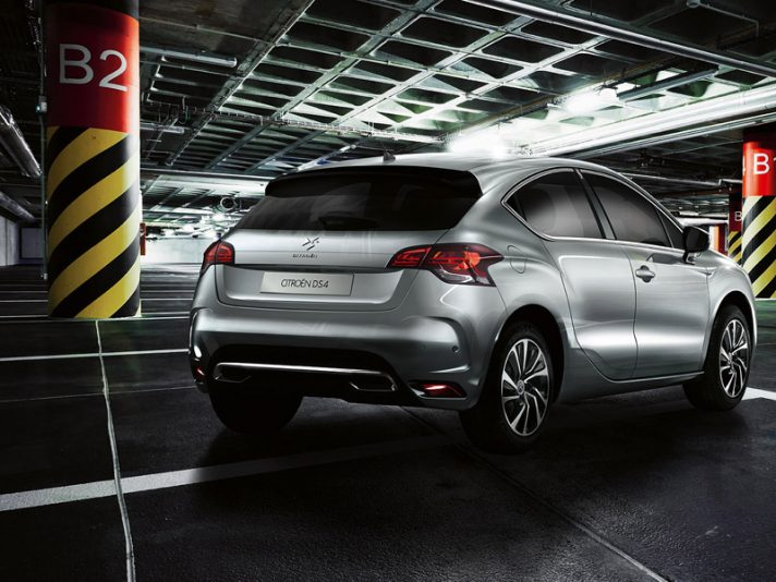 Citroen DS4 Wi-Fi on board