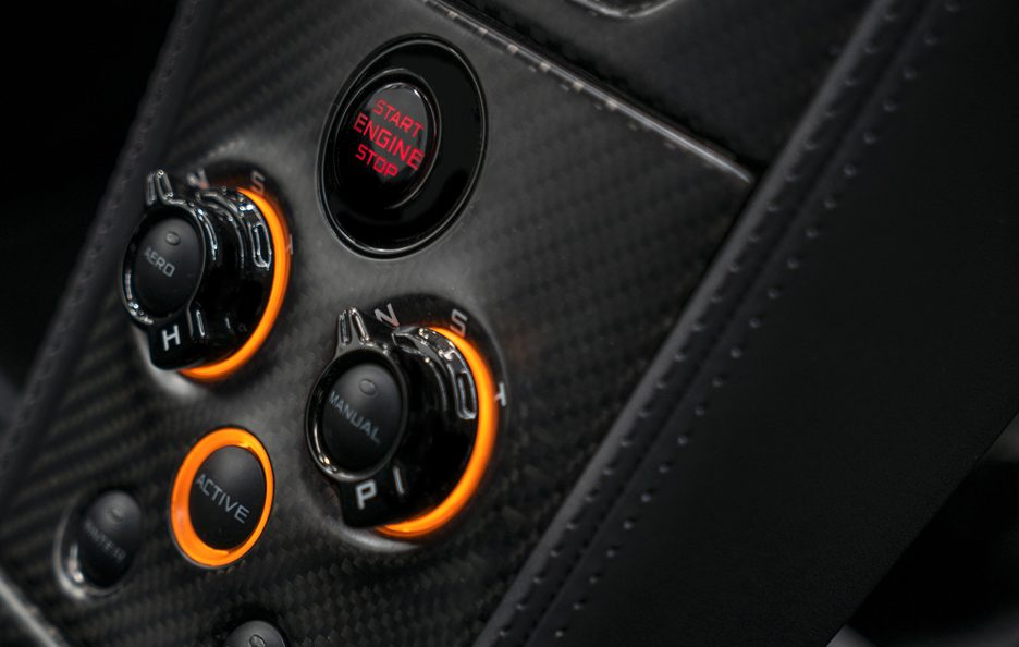 McLaren Special Operations showcases MSO 650S Coupe