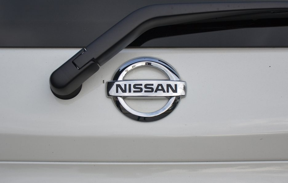 Nissan Note logo Nissan 2
