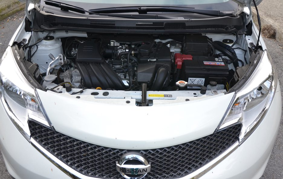 Nissan Note motore