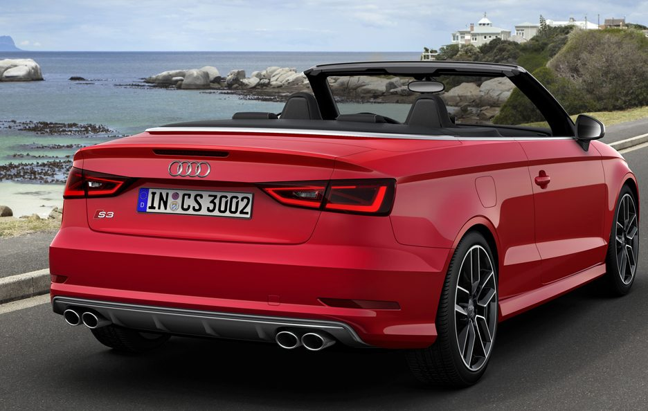 audi s3 cabriolet emozione open air anteprime panoramauto. Black Bedroom Furniture Sets. Home Design Ideas