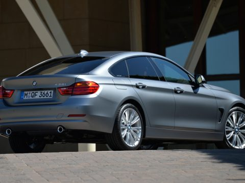 BMW Individual Serie 4 Gran Coupe