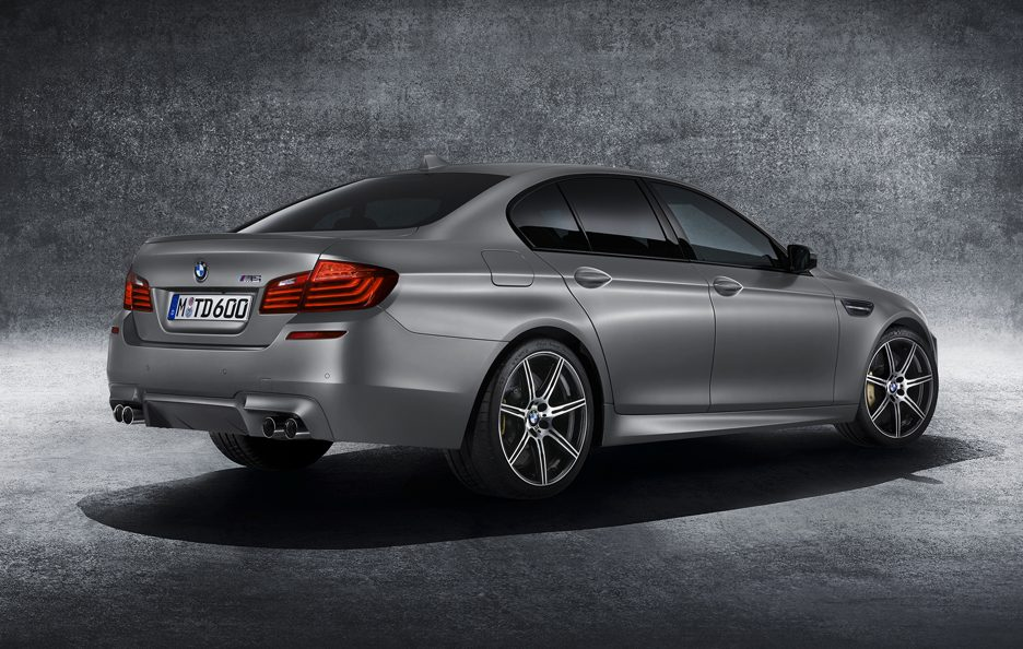 BMW M5 30 years of the M5
