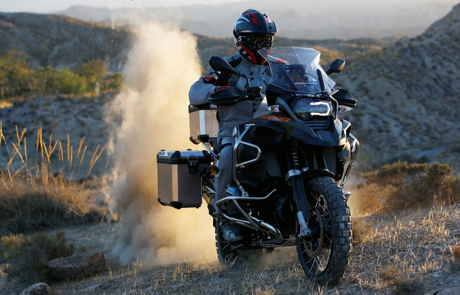 BMW R 1200 GS Adventure 2014 - Frontale