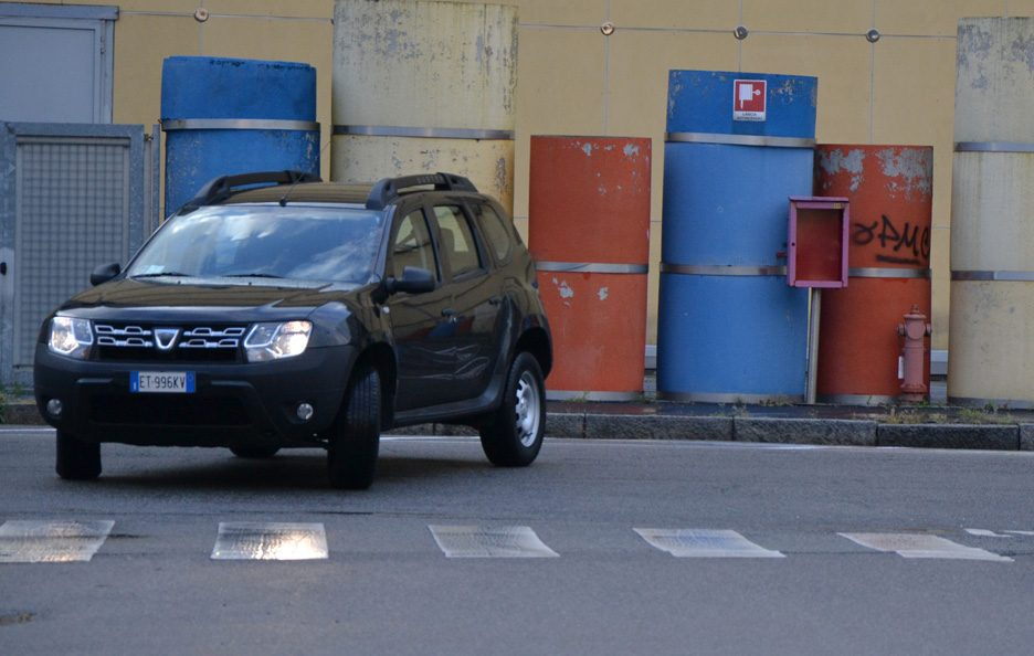 Dacia Duster frontale 3