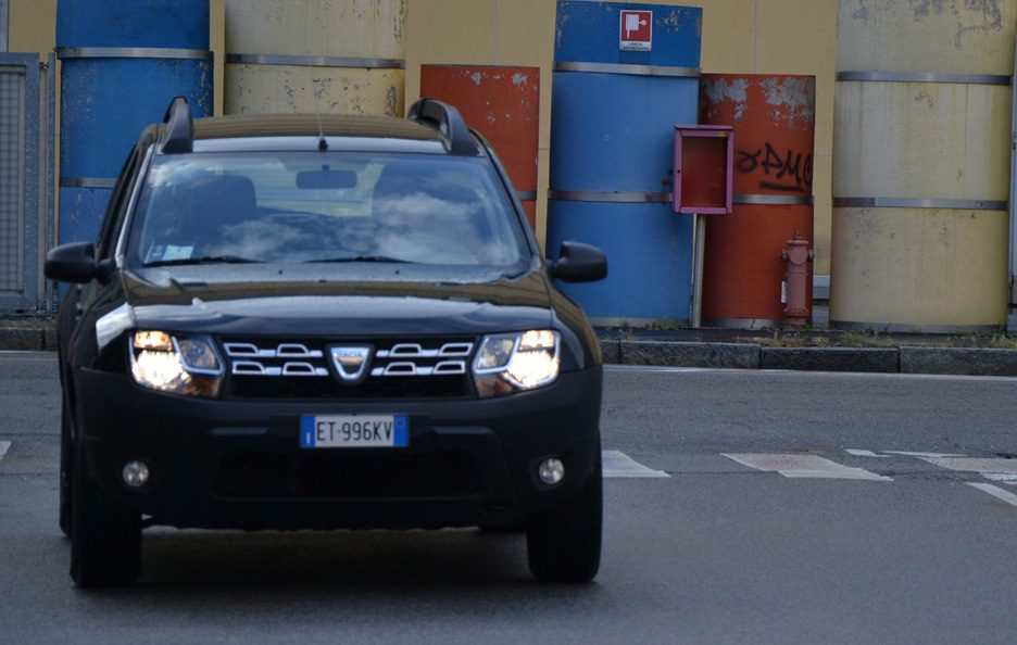 Dacia Duster frontale 4