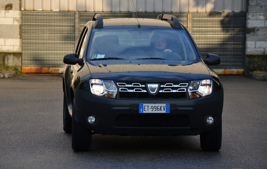 Dacia Duster frontale 5