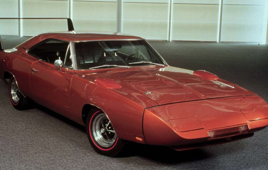 Dodge Charger Daytona 2