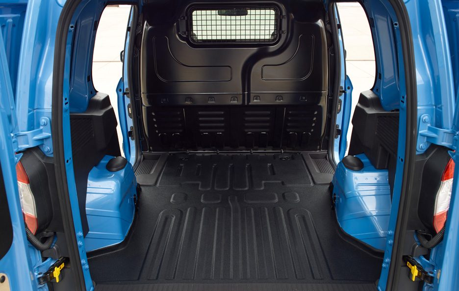 Ford Transit Courier vano