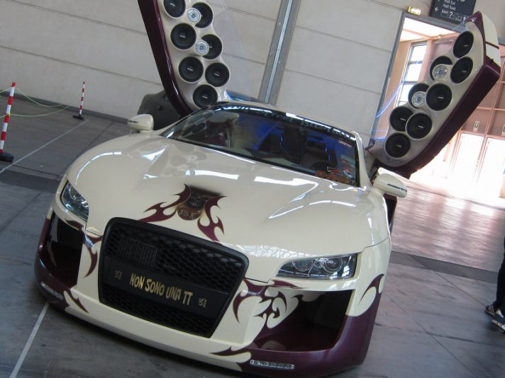 My Special Car 2014: i tuning su base Peugeot