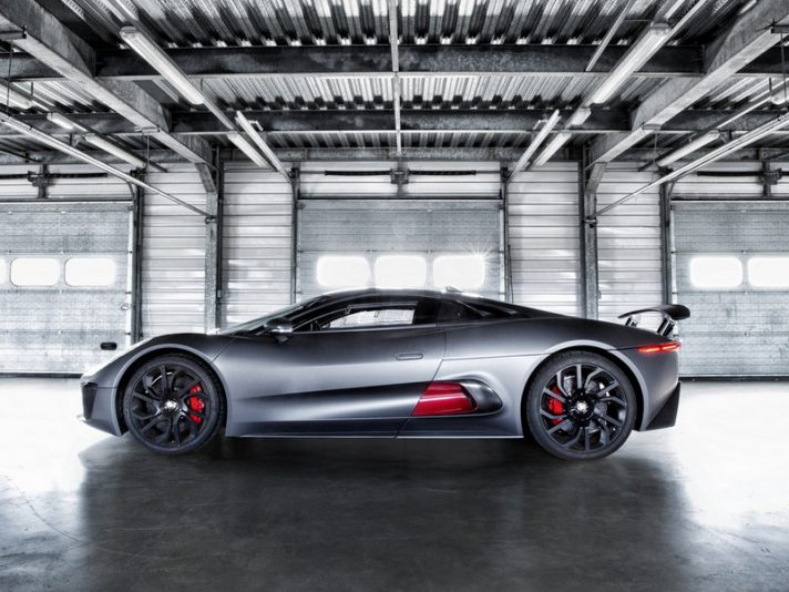 Need for Speed Rivals - Jaguar C-X75