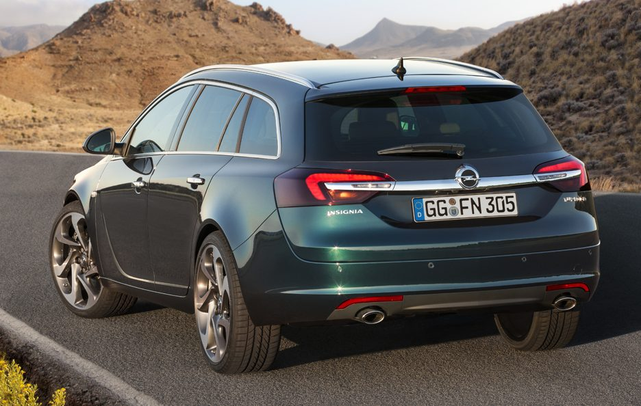 Opel Insignia Sports Tourer 2014