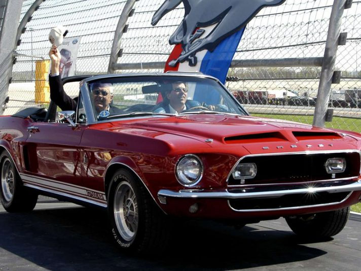 Shelby Mustang GT 500 Convertible (1968): mito