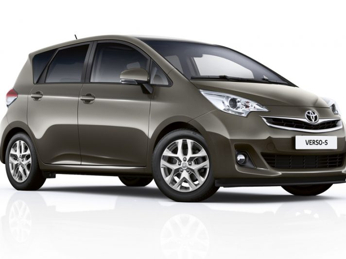 Toyota Verso-S 2014: il restyling