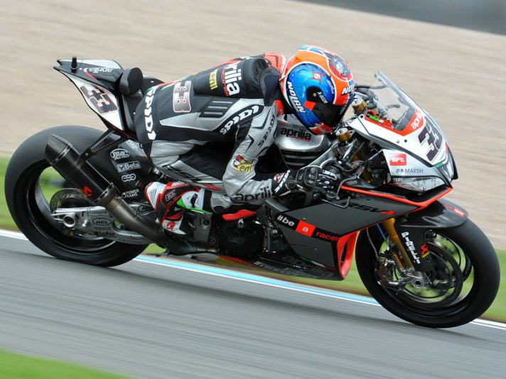 Superbike 2014, Aprilia Racing pronta per Sepang