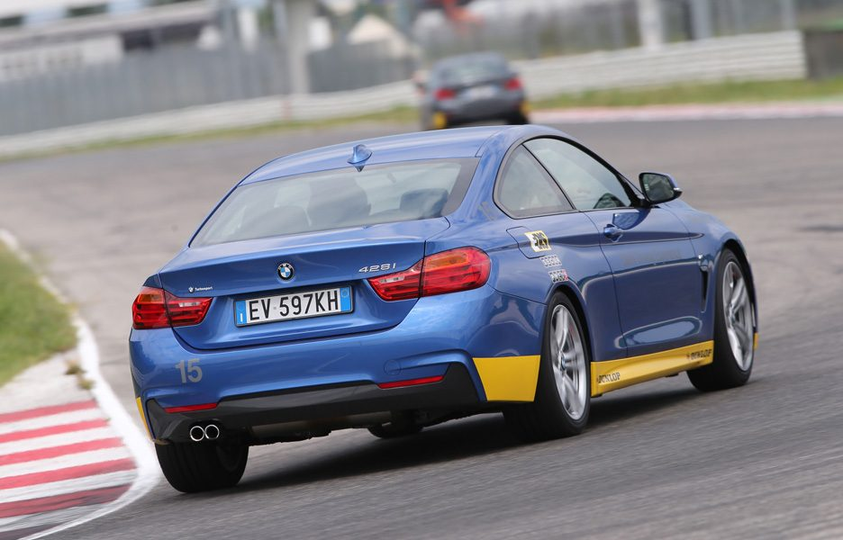 BMW Driving Experience 2014 - 15