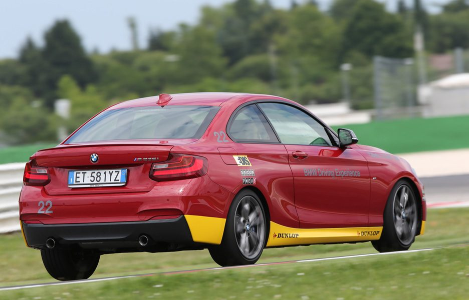 BMW Driving Experience 2014 - 16