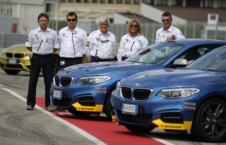 BMW Driving Experience 2014 - 2