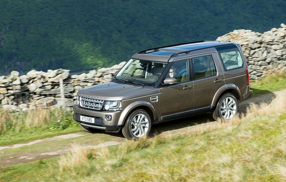 Land Rover Discovery 2014