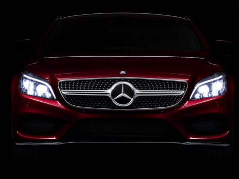 Mercedes-Benz Multibeam Led