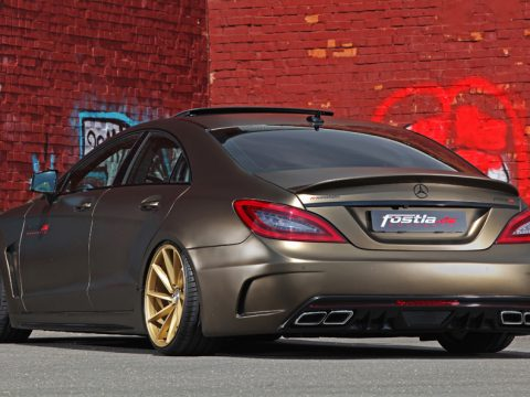 Mercedes CLS 350 Cdi by Fostla