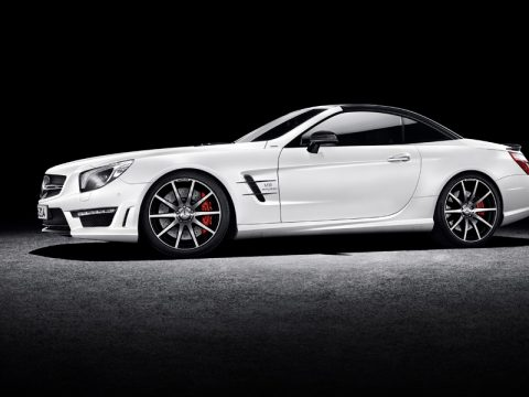 Mercedes SL 63 AMG e SL 65 AMG 2 LOOK Edition