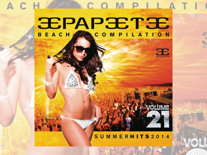 Compilation Estate 2014: Papeete Beach Volume 21