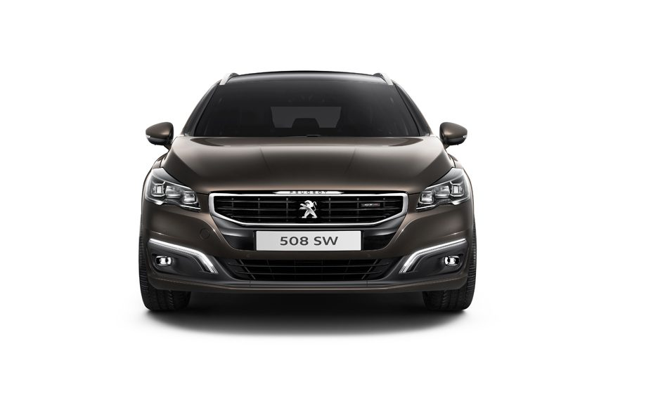 Peugeot 508 SW restyling frontale