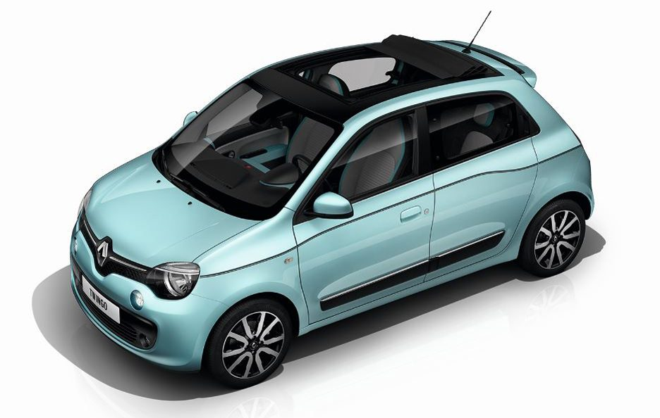 Renault Twingo Open Air 2014