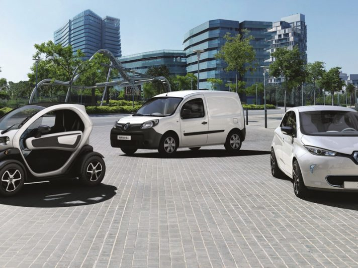 Renault, il car sharing sostenibile