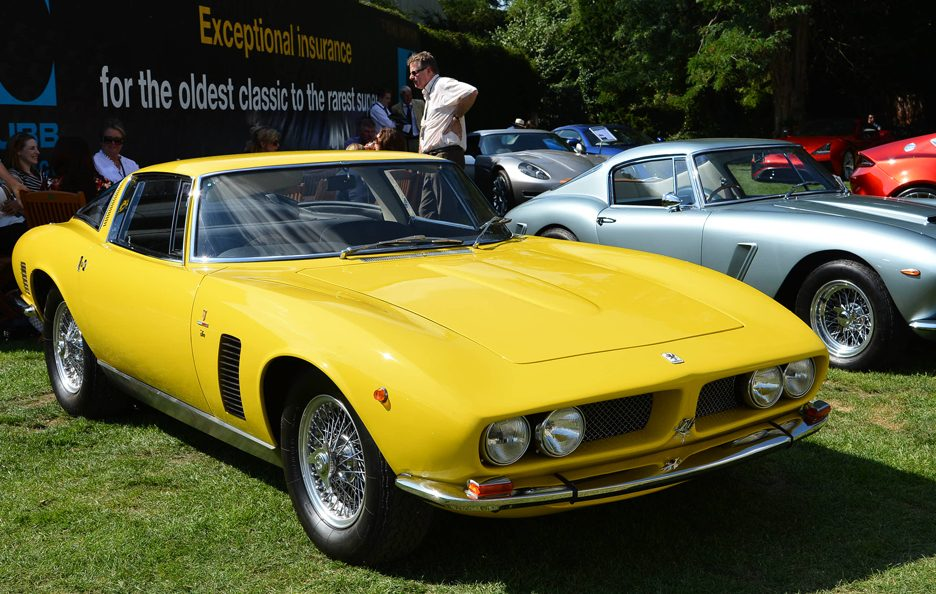 1963 - Iso Grifo