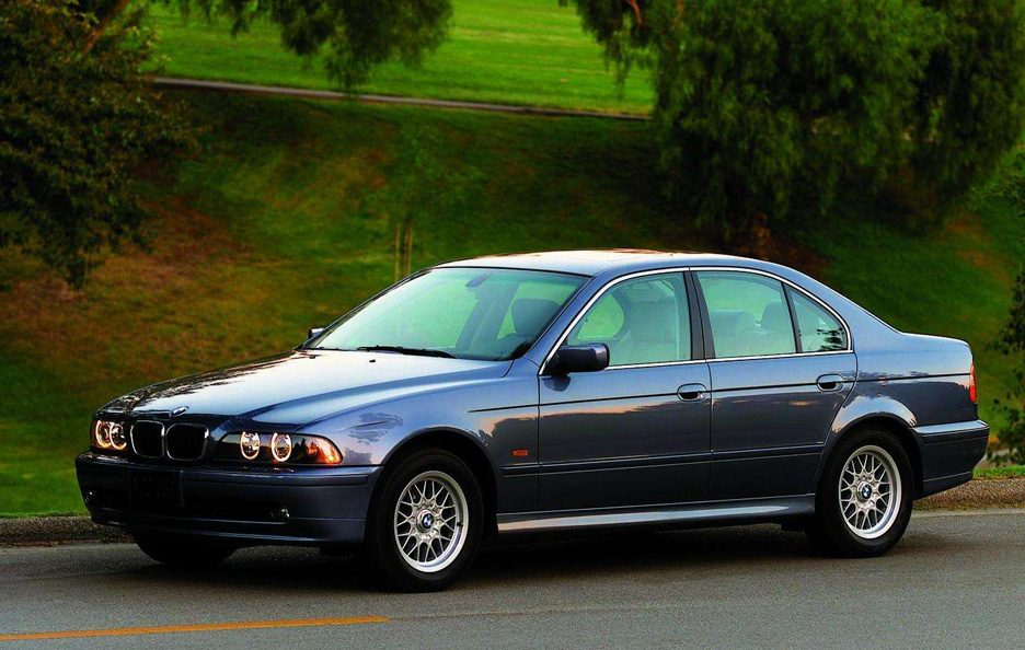2001 - BMW serie 5 restyling E39