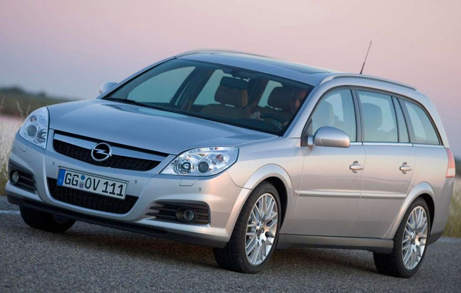 2005 - Opel Vectra C SW restyling