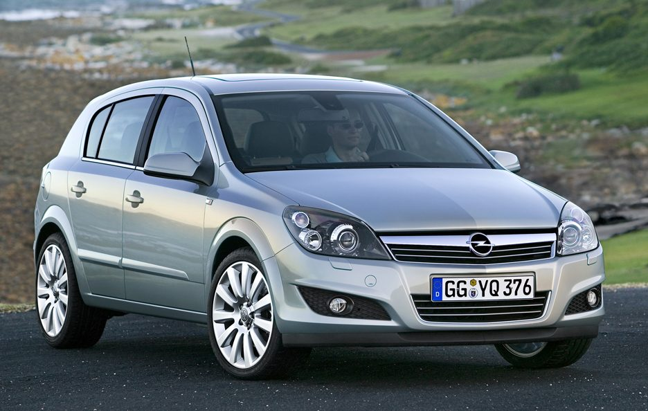 2007 - Opel Astra H restyling