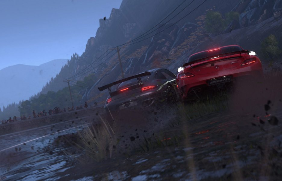 DriveClub - Dynamic Weather - 0