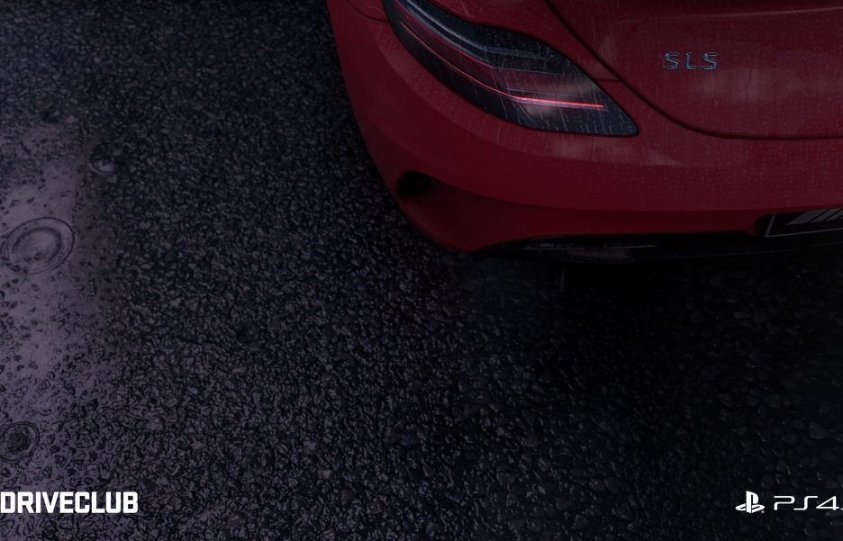 DriveClub - Dynamic Weather - 0.1