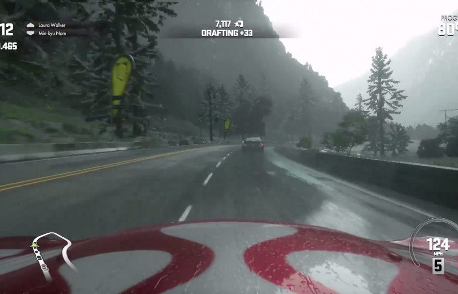 DriveClub - Dynamic Weather - 1