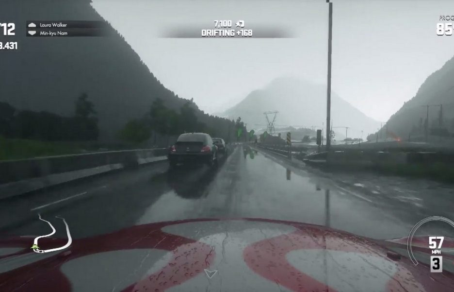 DriveClub - Dynamic Weather - 2