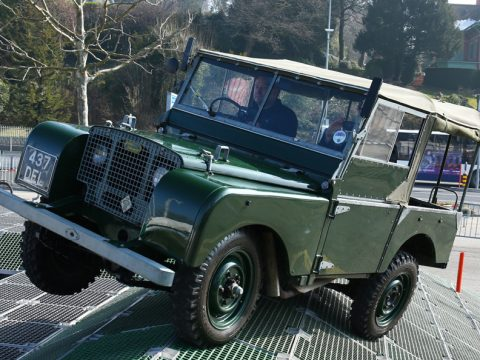 Land Rover Series I 2