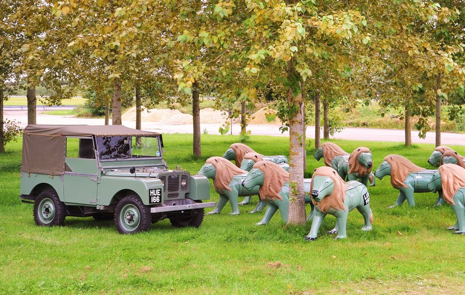 Land Rover Series I 3