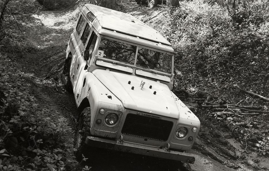 Land Rover Stage One V8
