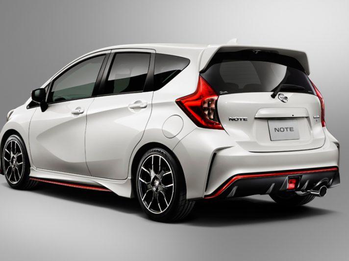 Nissan Note Nismo: