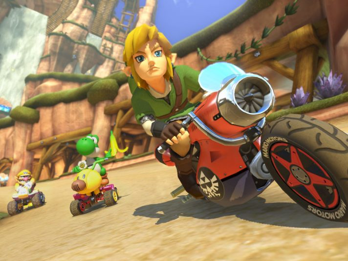 Nuovi contenuti per Mario Kart 8: arrivano The Legend of Zelda e Animal Crossing