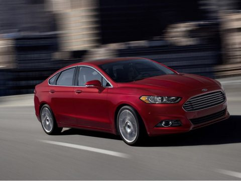 Ford Mondeo 2013 - Anteriore in motion