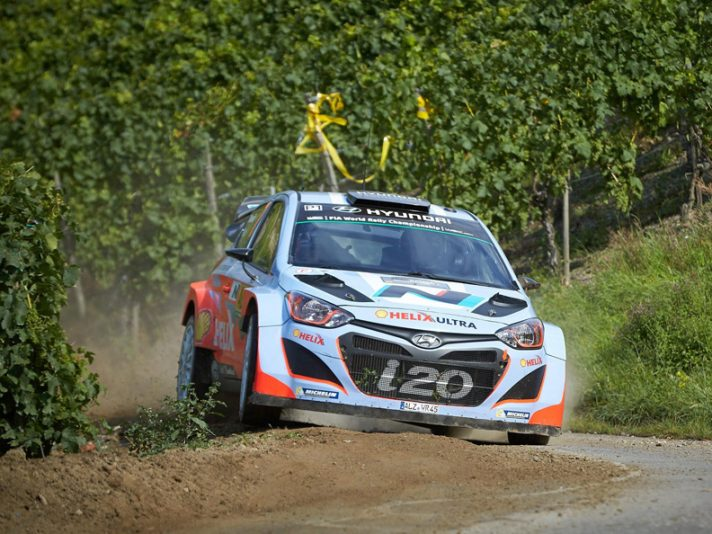 WRC 2014 - Rally Germania, risultati e classifiche