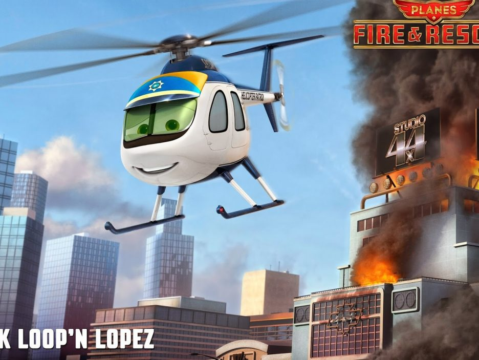 Planes 2 - Nick Loop'n Lopez