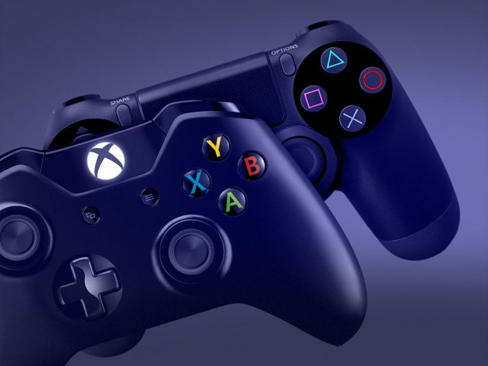 PlayStation 4 Xbox One