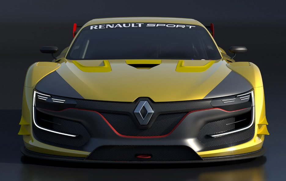 Renault Sport R.S. 01 frontale