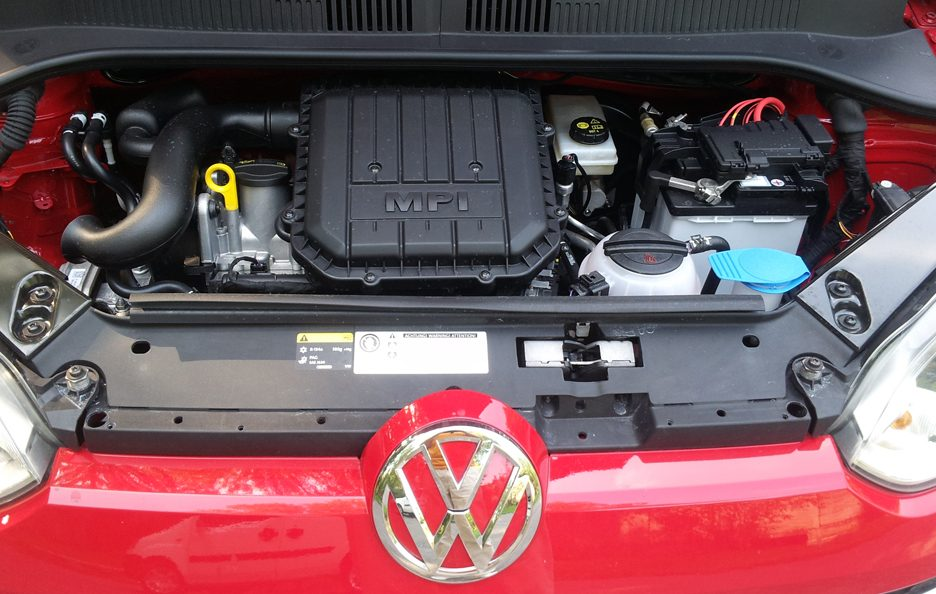 Volkswagen cross up! motore