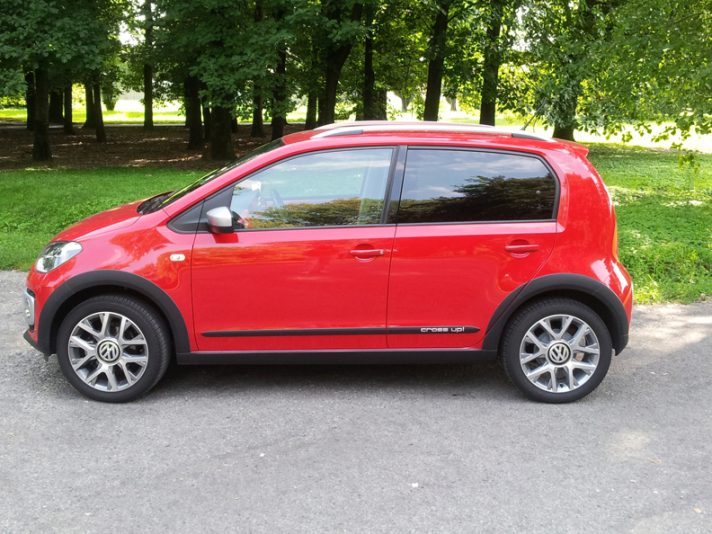 Volkswagen cross up! 1.0 75 CV